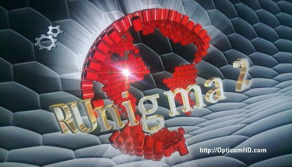 Runigma 2 build 1.1 для Opticum 9500 HD PVR